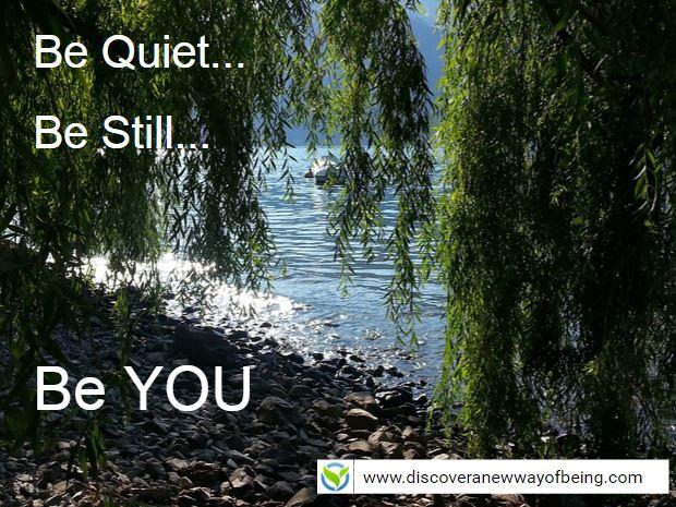 Being Quiet is Being Smart