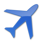 Airport-Blue-2-icon
